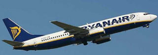 Cómo llegar a Zaragoza. En avión.